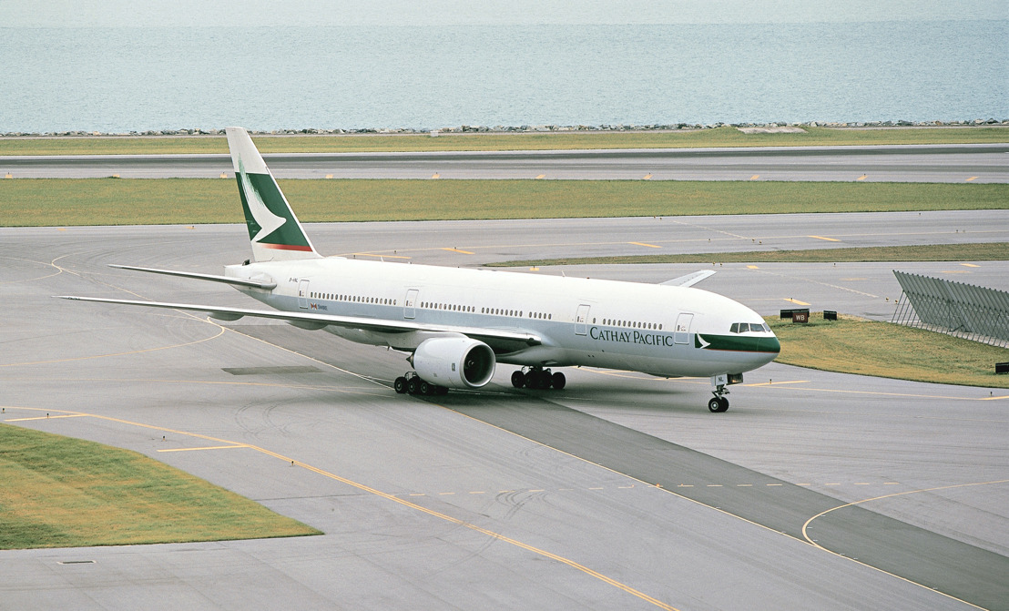 Cathay Pacific, Boeing to donate world's 1st 777 to aviation museum
