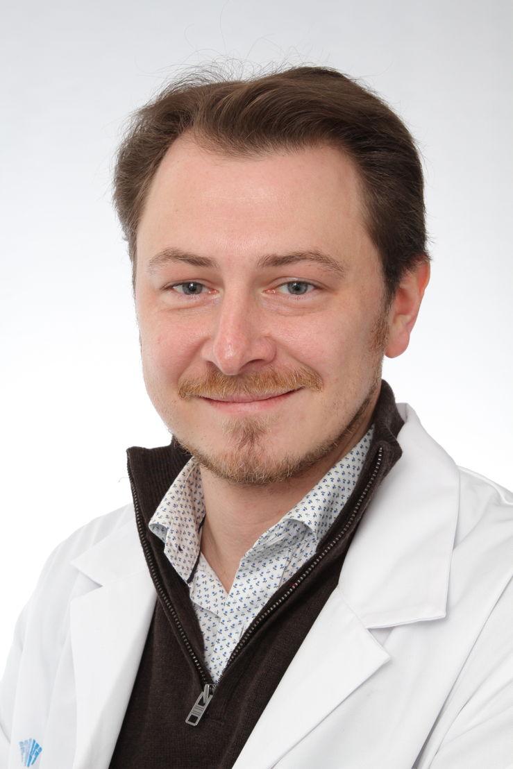 dr. Joachim Van Calster © UZ Leuven
