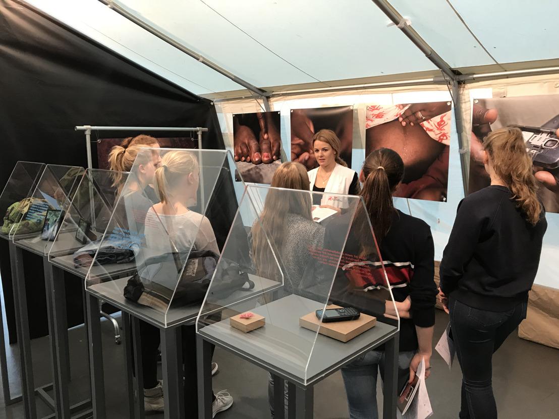 Ankündigung: Eröffnung der multimedialen Ausstellung von MSF in Winterthur