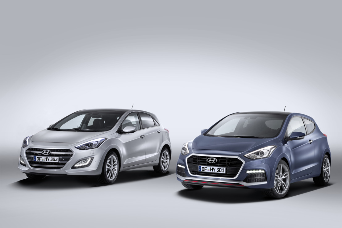 Press Kit New Hyundai i30