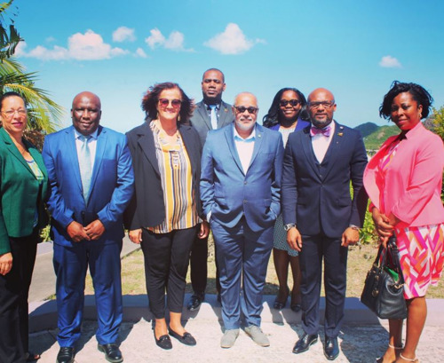 La Martinique participe au 4ème Conseil des Ministres de l'Éducation de l'OECS