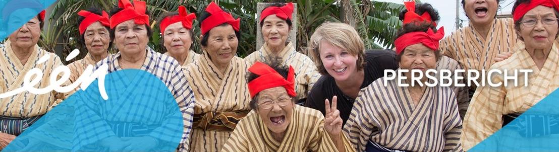 Lieve Blancquaert brengt in nieuwe reportagereeks 'Last days' een ode aan het leven