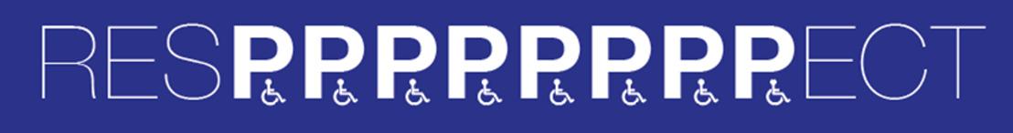 Met de sensibiliseringscampagne RESPECT geeft VO Citizen mensen met een handicap de plaats die ze verdienen.