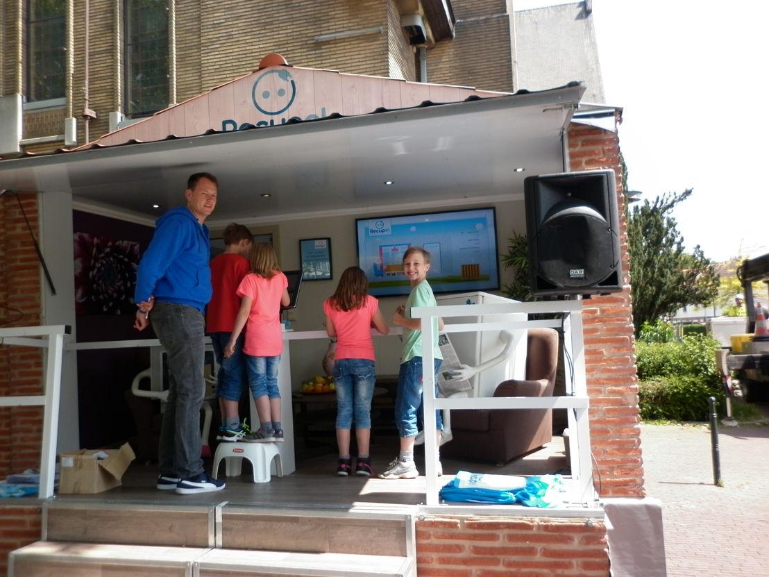 Recupel on Tour - Anderlecht