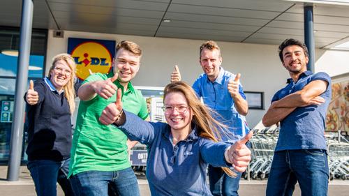 Lidl recherche une soixantaine d'employés supplémentaire en Wallonie
