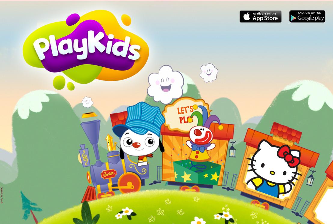 ¡Hello Kitty lanza nuevos episodios en PlayKids!