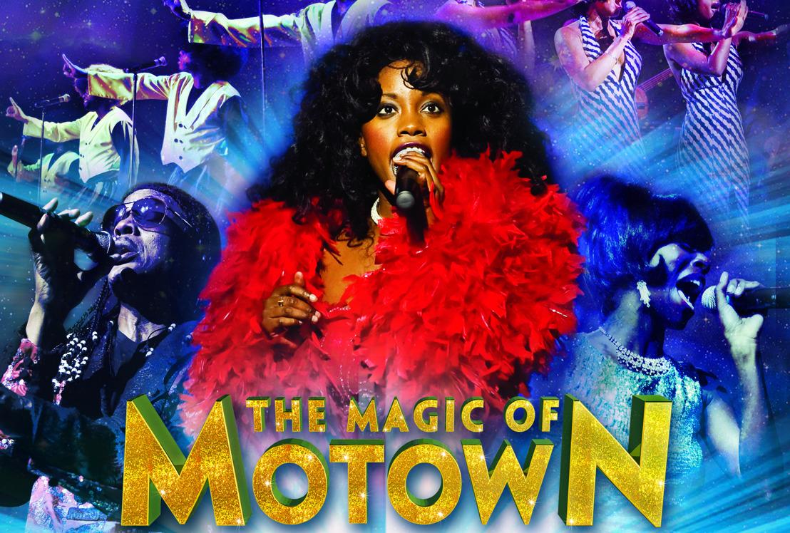 THE MAGIC OF MOTOWN : En concert au Grand Rex le 13 juin 2020