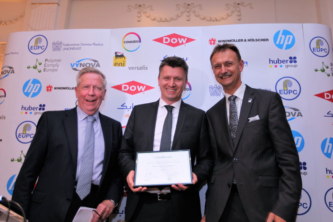 Best Polymer Producers Awards LDPE - Borealis