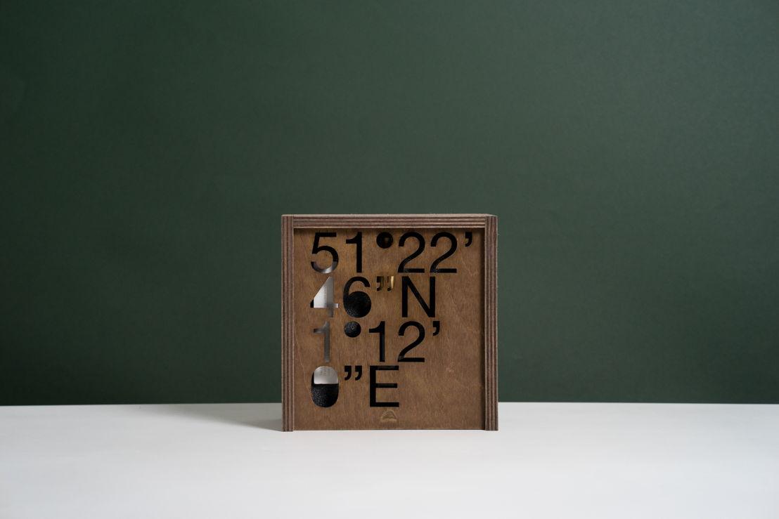 """Eau De Parfum / GPS 19' 51""""E"""