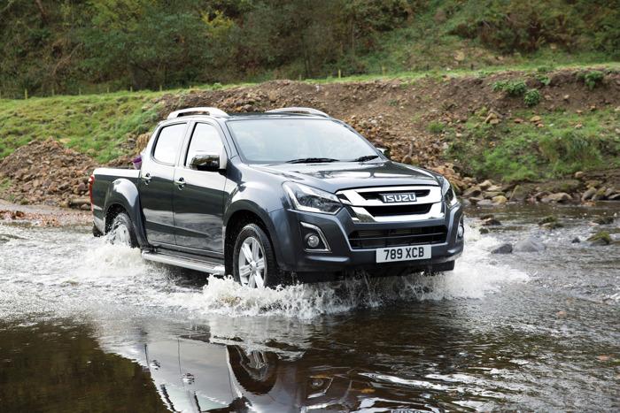 Presskit: Isuzu stelt nieuwe D-Max voor met 1.9 dieselmotor