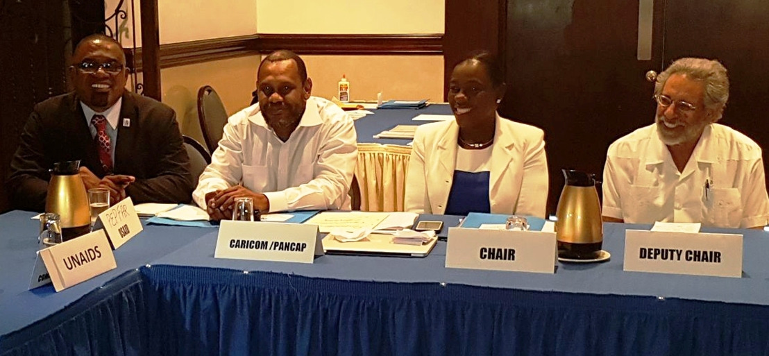 PANCAP elects new Chair and Vice Chair