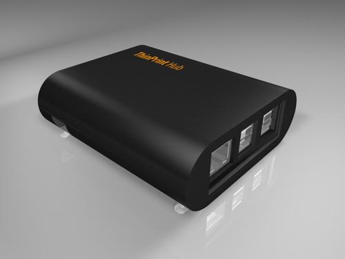 Preview: Neue ThinPrint-Hardware vereinfacht das Drucken in Außenstellen und Homeoffices
