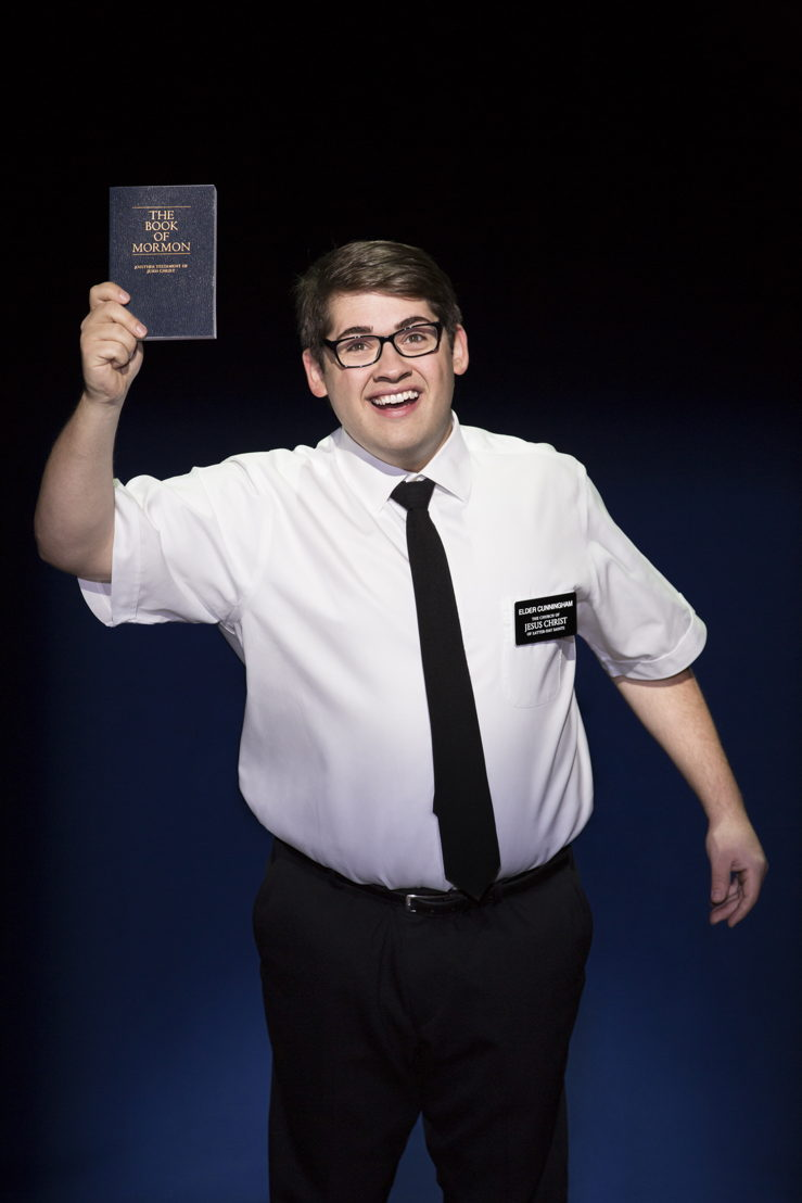 Conner Peirson - The Book of Mormon (c) Julieta Cervantes 2017