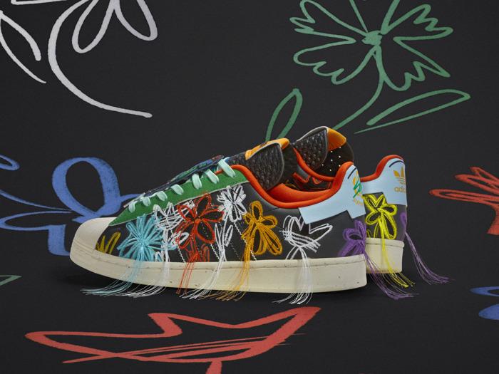 Preview: adidas Originals y Sean Wotherspoon presentan el nuevo colorway de SUPEREARTH Superstar