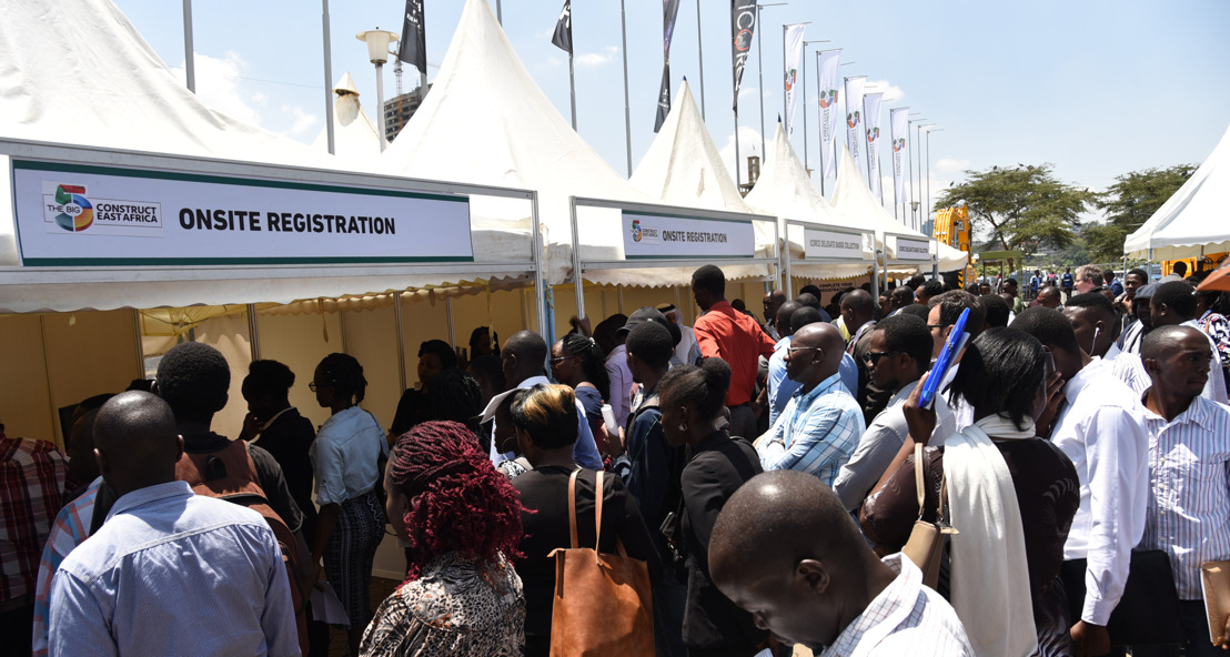 OVER 13,000 PARTICIPANTS AT INTERNATIONAL EXPO MARK RECORD SUPPORT FOR KENYA CONSTRUCTION SECTOR