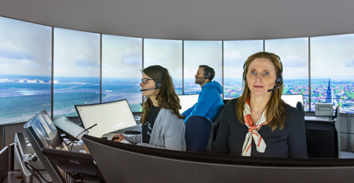 Wanted: air traffic controllers