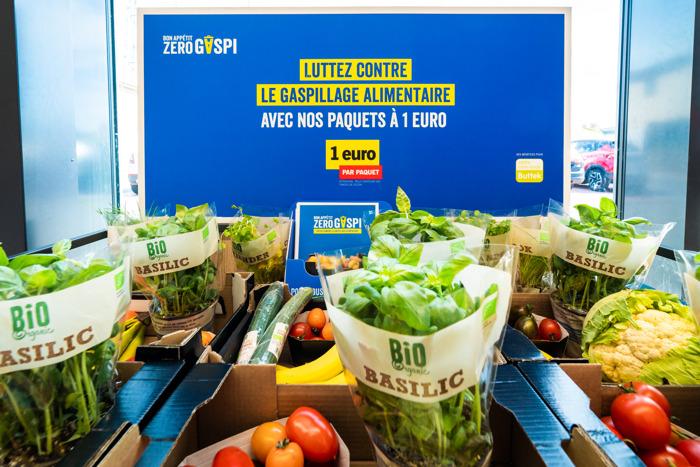 Preview: L'initiative « Bon appétit, Zéro gaspi » permet à Lidl de récolter € 27.017 pour les épiceries sociales de Caritas et de la Croix-Rouge luxembourgeoise