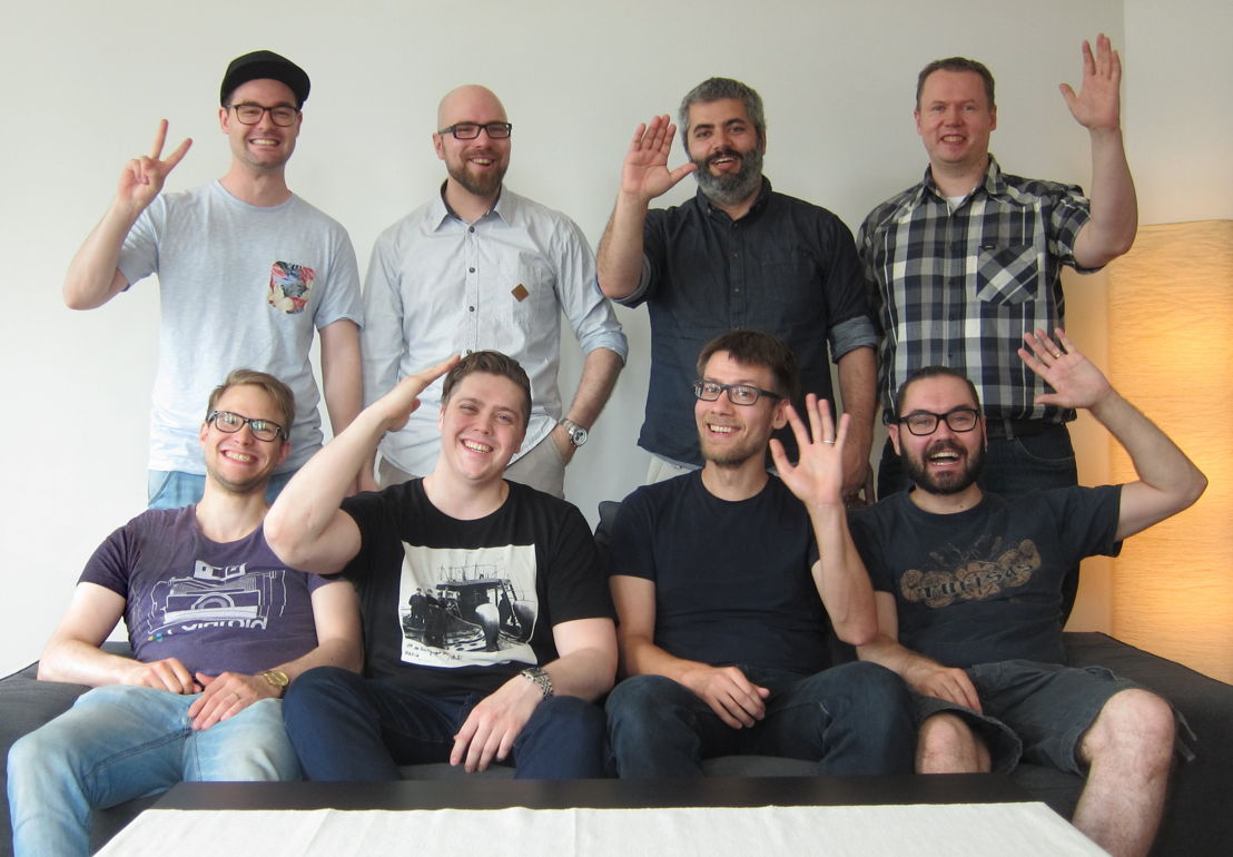 Kopla Games team photo