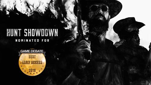 Hunt: Showdown Nominated for Game Debate Award