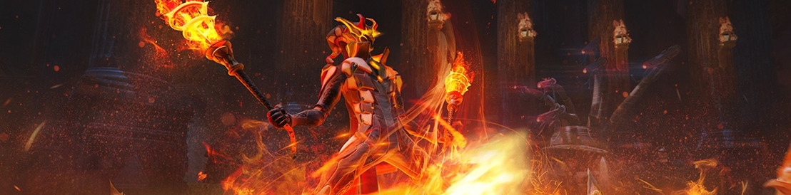SKYFORGE GIVES LIGHT TO THE IGNITION EXPANSION COMING THIS SEPTEMBER