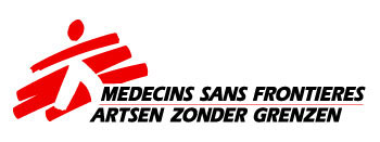 MSF/AZG press room Logo