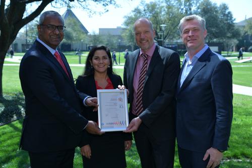 Emirates SkyCargo awarded Cargo iQ certification through external audit