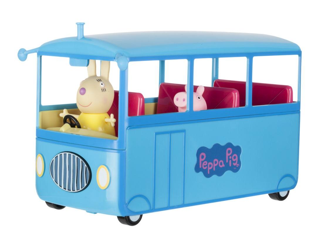 Autobús Escolar de Peppa Pig