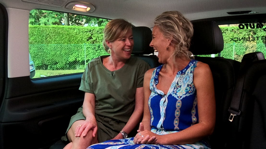 Huizenjagers Ingeborg en Ines