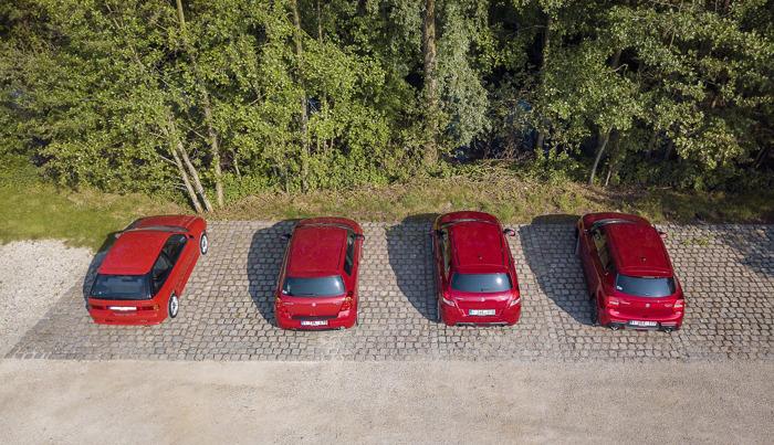Suzuki Swift Sport Story