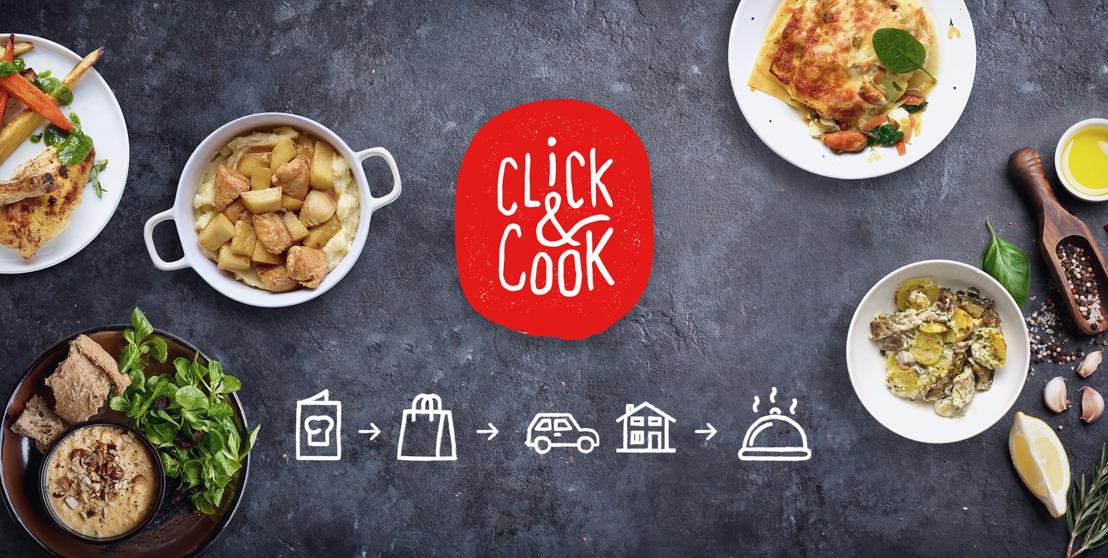 Cliquez, cuisinez et dégustez, grâce à Delhaize et Boondoggle
