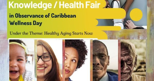 [MEDIA ALERT] OECS Health and Knowledge Fair in Observance of Caribbean Wellness Day