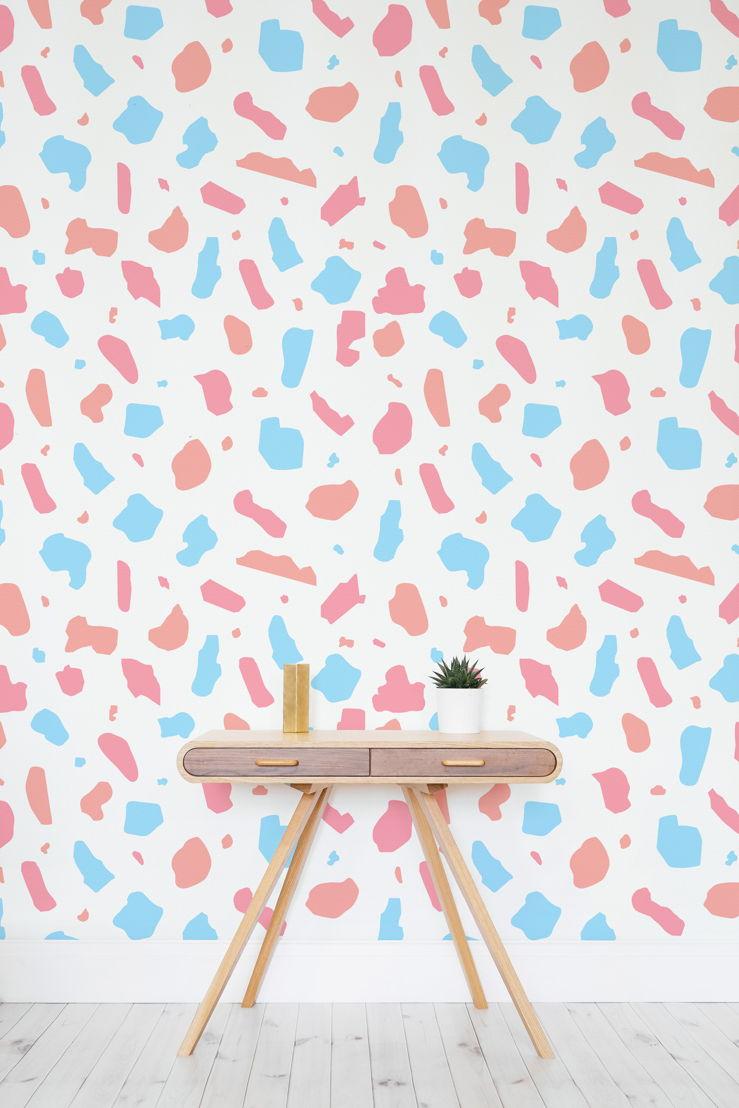 Pastel Terrazzo - Styled