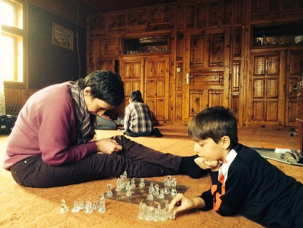 Phara bij de familie Berisha in Kosovo - (C) VRT