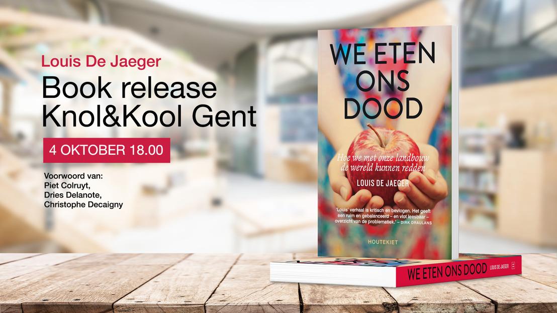 Nieuw boek 'We eten ons dood' wil pesticiden in Vlaanderen bannen