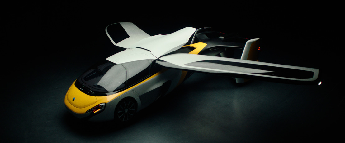 AeroMobil Debuts the World's First Flying Car Commercial as Part of the Lead Up to the Commercial Introduction of its Flying Car