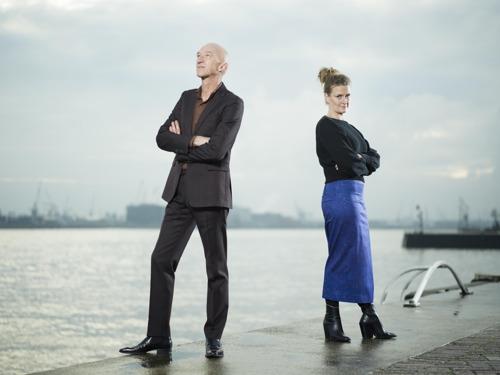 Eerste aflevering Brommer op zee met Josse De Pauw en Sofie Lakmaker