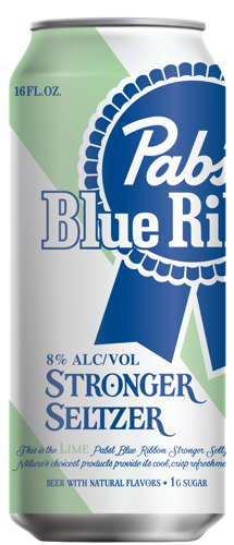 Preview: Pabst Blue Ribbon Rolls Out Stronger Seltzer This August