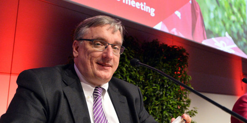 Pierre Winand to leave bpost at the end of this year
