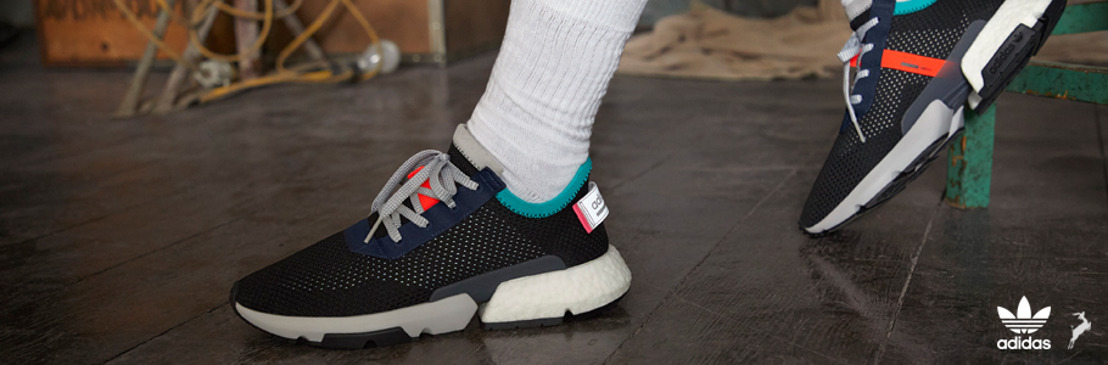 adidas Originals presenta la nueva iteración de P.O.D-S3.1 de la mano del futbolista Paul Pogba