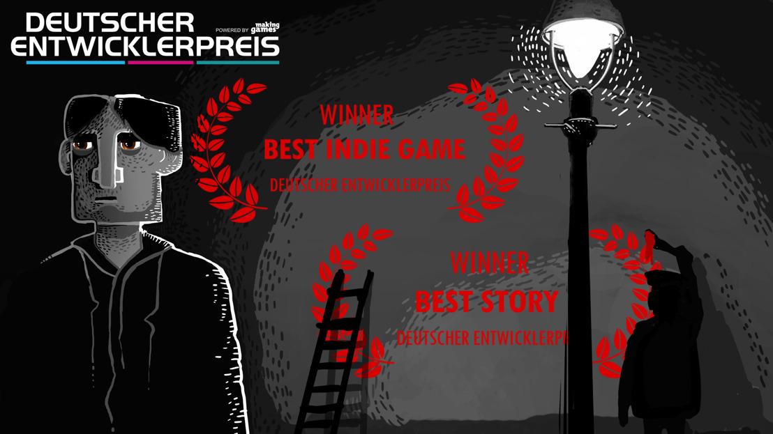"""Through the Darkest of Times von HandyGames gewinnt """"Beste Story"""" & """"Bestes Indie-Game"""""""