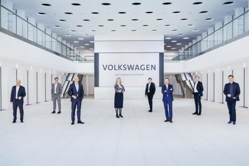 Le Groupe Volkswagen vise l'utilisation du modèle des plates-formes pour faire face aux enjeux du futur