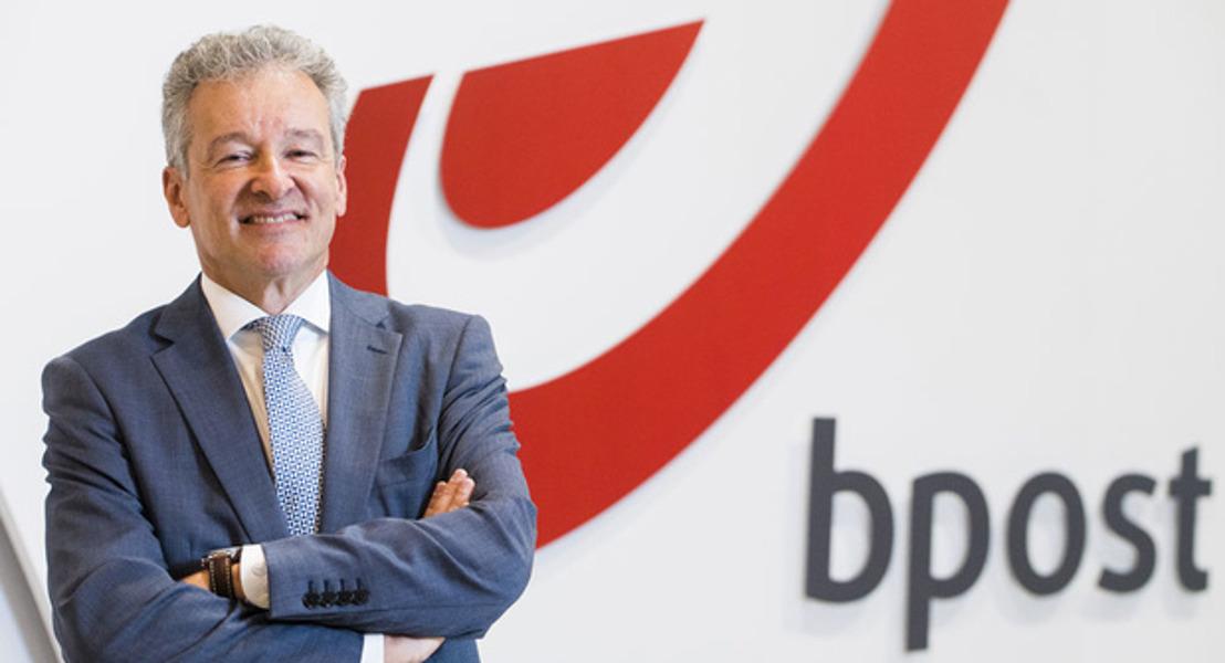 Koen Van Gerven heeft beslist geen kandidaat te zijn voor een nieuw mandaat als Chief Executive Officer bij bpost
