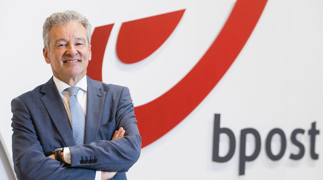 Koen Van Gerven has decided not to be a candidate for a renewed mandate as bpost group Chief Executive Officer