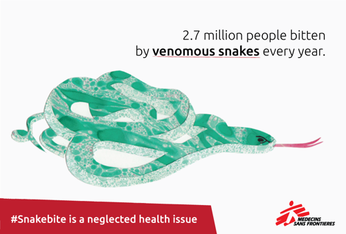 Governments finally take important step to tackle global snakebite crisis