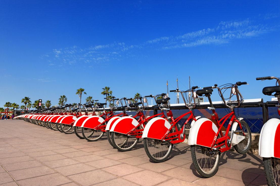 Bike Sharing in Barcelona - © Alberto Masnovo/shutterstock.com