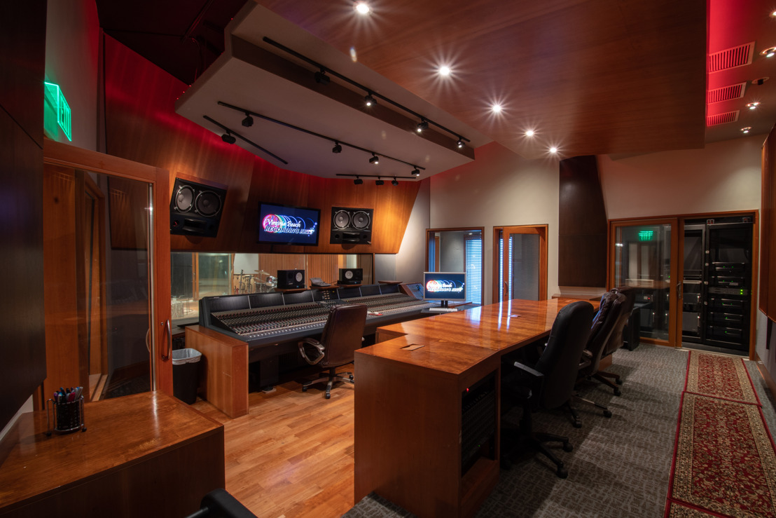 Engineer Josh Haddad Buys Timbaland's WSDG-designed Thomas Crown Studios
