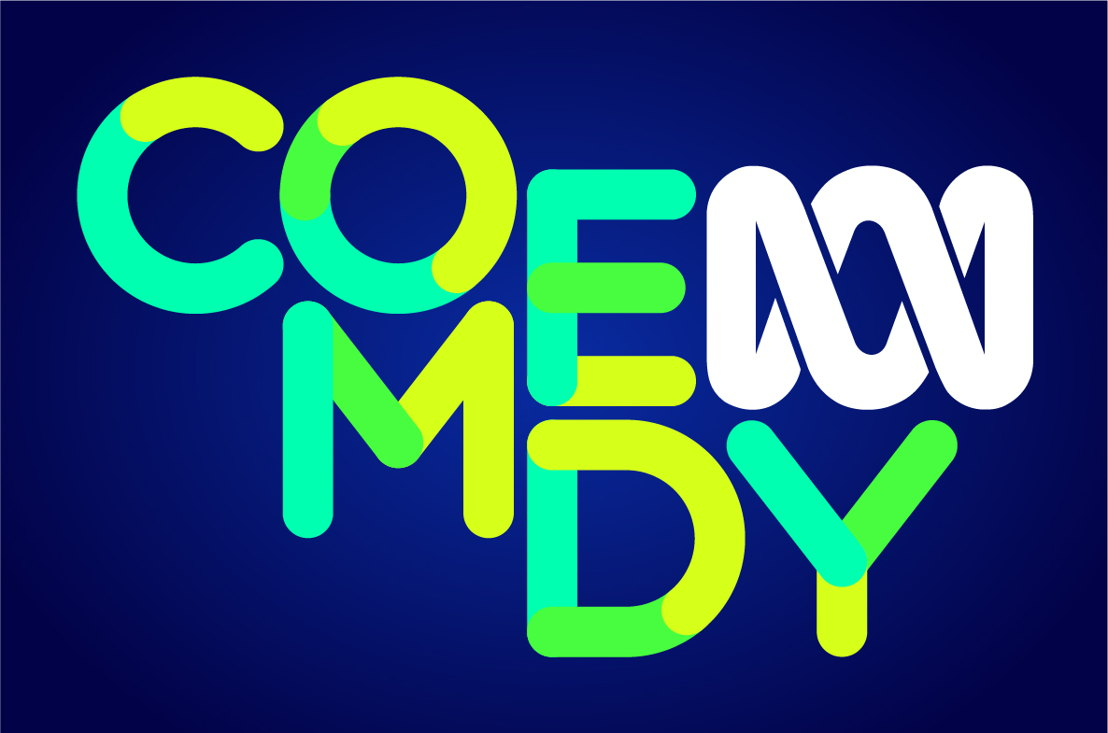 New ABC COMEDY channel logo