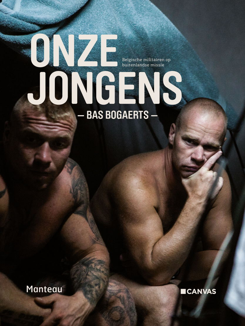 High res cover Onze jongens