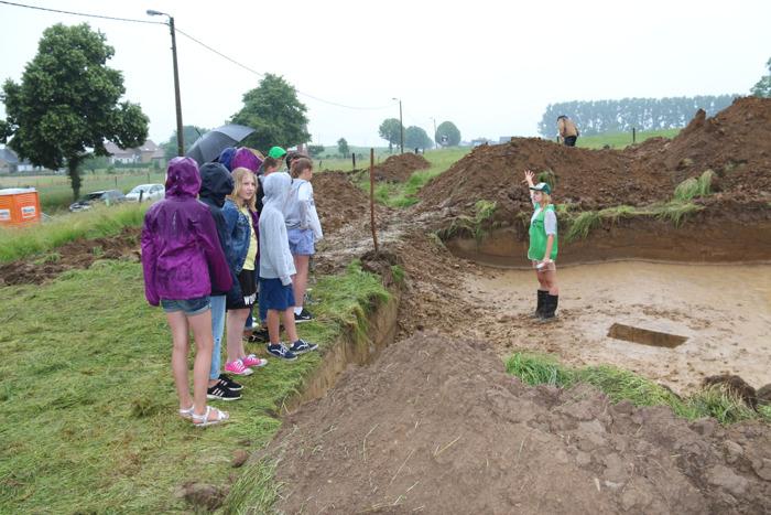 Samenwerking doet nieuwe wind waaien in Archeologiedagen