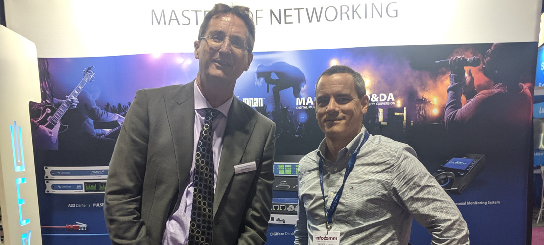 Synthax Named U.S. Distributor of Digigram, Maker of Audio Solutions for Broadcasters, Installers